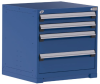 Heavy-Duty Stationary Cabinet (with Compartments), 4 Drawers (30