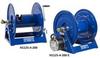 Hand Crank & Powered Rewind Hose Reel -- H1125-6-100 -Image