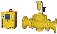 Flow controller from Kaeser Compressors