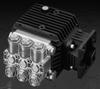 Triplex Plunger Pump, SAE J609 Flange -- TP2520J34