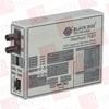 BLACK BOX CORP MT661A-SM ( MEDIA CONVERTER T1/E1 SINGLE MODE 1300NM 28KM ST ) -Image