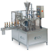 Stand-up Pouches Filling And Sealing Rotary Machine -- PDP-4