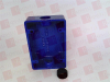 SECURITY DOOR CO 491-BB ( BLUE SURFACE MOUNT BOX ,FOR 491 BREAK GLASS SWITCH ) -Image