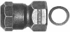 Straight Coupling With Mueller® Pack Joint Connection -- P-15071N