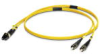 FO patch cable - FL SM PATCH 2,0 LC-ST - 2989349 -- 2989349