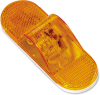 """6.5"""" Sealed Mid-Trailer Turn Signal 47772, 9 LED Diodes, Amber -- 47772 -- View Larger Image"""