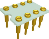Relay Sockets, Solder Dip/8 Pin -- G6K2P-8P-BL66