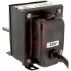 Transformer, Step-Down;100VA;230VAC Vi;115VAC Vo;3.81In.H;3.16In.W;4.25In.Dia.;3 -- 70181304