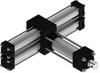 Dual Rack Nitpicker Pick & Place Acuator -- PX22 -Image