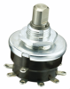 Single Deck Rotary Switches -- Series 24