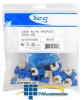 ICC Cat 5e, HD Modular Connector (Pkg. of 25) -- IC107F5C
