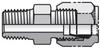 C5BU Straight Thread Elbow Stainless Steel -- 10 C5BU-SS - Image