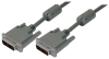 Premium DVI-D Single Link DVI Cable Male / Male w/ Ferrites, 10.0 ft -- MDA00011-10F -- View Larger Image