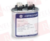 GENERAL ELECTRIC 97F5705 ( GENERAL ELECTRIC , 97F5705 , CAPACITOR , 5UFD , 6PERC TOL , 370 VAC , 60 HZ ) -Image