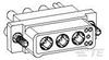 RF Connectors -- 1589068-4 -Image