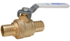 Lead-Free PEX Ball Valve w/ Lever Handle -- PXCP400-LF