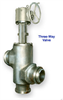 Three Way Bypass Valves