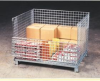 Wire Mesh Containers -- HCS404836S4-Z-CS -- View Larger Image