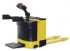 """RIDE-ON"" SELF-PROPELLED PALLET TRUCK -- HESPT44-RA"