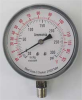Compound Gauge,Ammonia,3 1/2 In,300 Psi -- 4CFW9