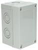 Polycarbonate Enclosure FIBOX MNX UL PCM 100/75 G - 6416302 -Image