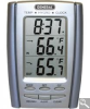 Indoor/Outdoor Thermometer/Humidity -- DTH850