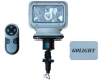 Golight Remote Control Boat Spotlight GL-2100-6-E with 6 inch post mount - Perko socket