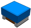 750nH, 10%, 2.3Ohm, 180mAmp Max.SMD Small Signal Inductor -- CM241614A-R75KHF -- View Larger Image