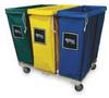 Sorting Cart,Vinyl.12 Bushel,36x6x35 -- R1200S3A