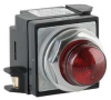 Indicator Light, Trans,240V,Red -- 6CKG4