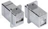 ECF Style USB Panel Mountable, Type A / Type B -- AL-ECF504-AB
