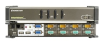 IOGEAR MiniView Dual View KVM Switch GCS1744 -- GCS1744