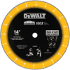 14'' x 1'' Diamond Edge Chop Saw Blade -- DW8500