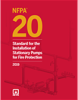 NFPA 20, Standard for the Installation of Stationary Pumps for Fire Protection