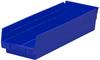 AKRO-MILS 30138 Plastic Nesting Shelf Bin Box- 18