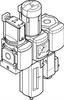 MSB4N-1/4:C3J1F3-WP Service unit combination -- 543550-Image