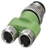 Circular Connectors - Adapters -- 1683549-ND - Image