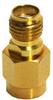 18 GHz 50 Ohm SMA connector adaptor (m-f)