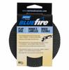 Norton BlueFire ZA Coarse Arbor Thread Fiberglass Conical Flap Disc -- 07660703207 - Image