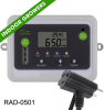 Day Night CO2 Monitor & Controller for Greenhouses -- RAD-0501