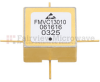 VCO (Voltage Controlled Oscillator) 0.5 inch Hermetic SMT (Surface Mount), Frequency of 150 MHz to 300 MHz, Phase Noise -108 dBc/Hz -- FMVC13010 - Image