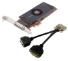 ATI FireMV 2450 512MB GDDR3 Workstation Card and ATI FireMV -- 599096-001 Bundle
