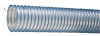 PLAS-T-FLO™ PF™ Series Heavy Duty Polyurethane Material Handling Hose With Grounding Wire