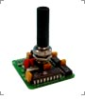 Miniature Force Operated Joystick -- Model STX
