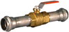 Vic-Press™ Ball Valve -- Style P589 -- View Larger Image