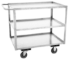 Stainless Steel Service Cart -- XA130-BX - Image