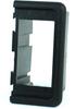 Carling Technologies VME-01 Mounting Bracket End, Black -- 44387 - Image