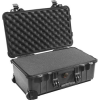 Pelican 1510 Carry On Case with Foam - Black | SPECIAL PRICE IN CART -- PEL-1510-000-110 - Image
