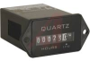 Hour Meter, Sealed DC 10-80 VDC, MINI, 2-HOLE RECTANGULAR, 1.45 X .95 -- 70115356
