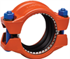 Refuse-to-Fuse™ HDPE-to-Steel Transition Coupling -- Style 907